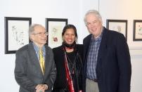 Hans Guggenheim, Hortense Gerardo, Michael Alexander