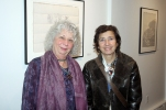 Margo Lemieux and Marilyn Mase.